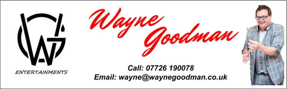 Wayne Goodman The Magician - Weddings, Parties, Functions and Events